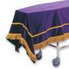 Click to view Velveteen Chapel Pall &#45; <strong>Purple</strong>