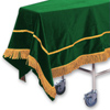 Click to view Velveteen Chapel Pall &#45; <strong>Emerald Green</strong>