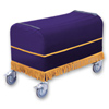 Click to view Velveteen Bier Cover (T) &#45; <strong>Purple</strong>