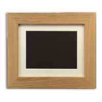 Click to view Ashes Oak Picture Frame 58