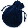 Click to view Jewellery Pouches - Blue